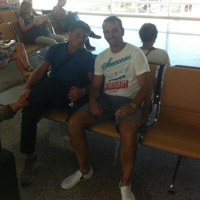 Corriere dello sport - Breaking news 12:17 - BALZANO AL NAPOLI? Il top player avvistato all'aeroporto di Olbia con l'allenatore partenopeo.
