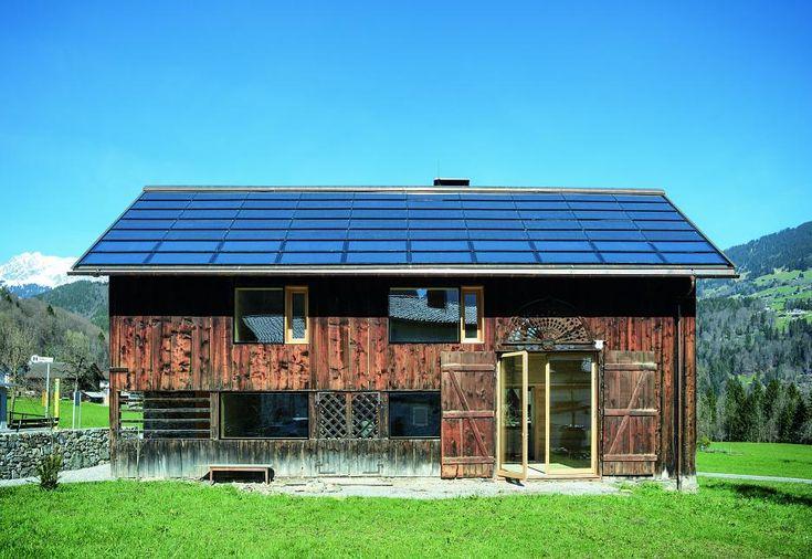 Konverzia stajne pre potreby bývania, Rakúsko   Archinfo.sk