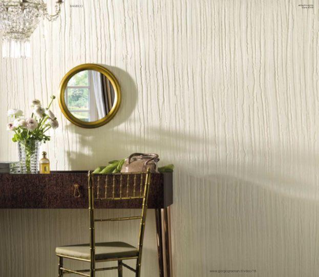 Nuove decorazioni e nuovi effetti per Segui Il Tuo Istinto. #decorazione #pitturadecorativa #casa #interiors #design #ggf  Questa parete è stata realizzata con: Bamboo con Istinto 1070 - Cera del Vecchio 1013.