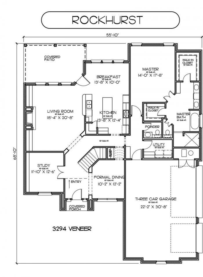55 best house plans images on pinterest house floor for Porte cochere vs carport