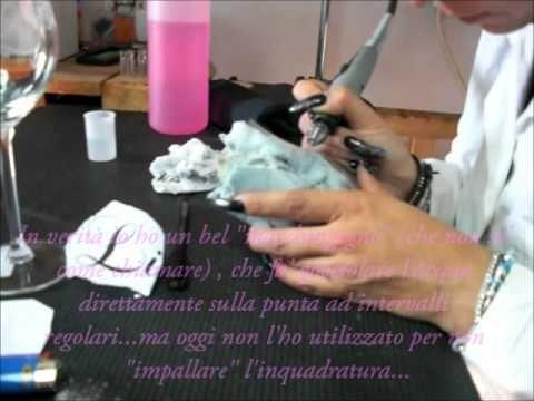 TUTORIAL INCISIONE SU VETRO , TUTORIAL ENGRAVING ON GLASS