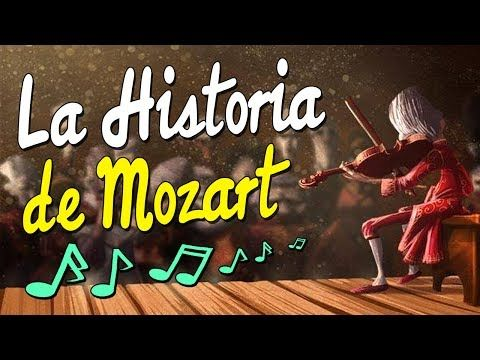 LA HISTORIA DE MOZART (BIOGRAFÍA) | CUENTOS PARA NIÑOS EN ESPAÑOL - YouTube