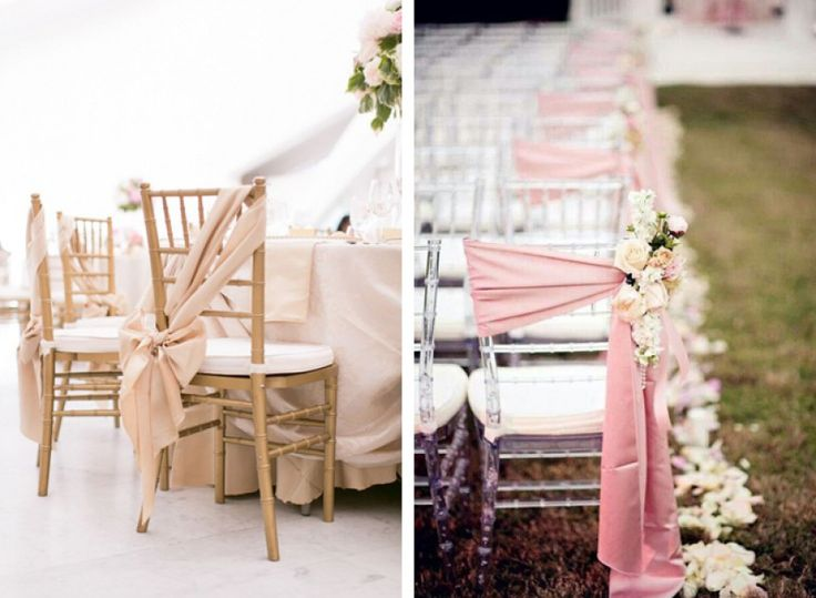 17 Best Images About Wedding Chair Decor I Love On