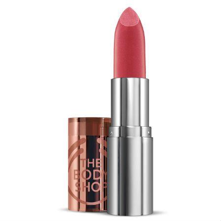 The Body Shop Colour Crush Lipstick Berry in Love