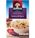 Quaker Instant Oatmeal - Raisins and Spice