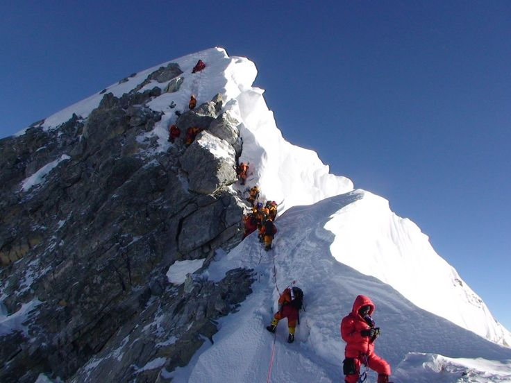 Monte Everest, su vertiente turística y de deporte extremo ~ Viajero Turismo
