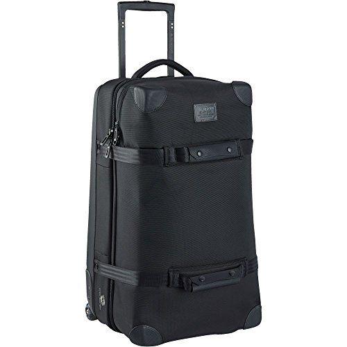 Burton Wheelie Double Deck Luggage Bag, True Black #burton #wheelie #double #deck #travel #bag