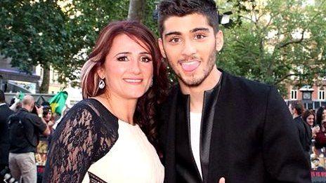 Mum Direction: Zayn Malik's mother on raising a pop star!! This is soo sweet!!