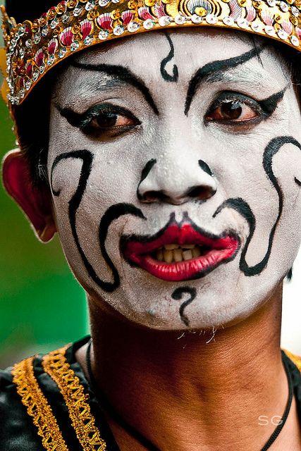 Carnival in Dili, East Timor