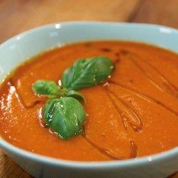 Tomatensuppe: Rezepte und Varianten - [ESSEN & TRINKEN]