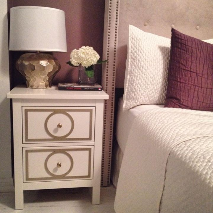 O Verlays Gracie Kit On Ikea Hemnes 2 Drawer Done By A Powell