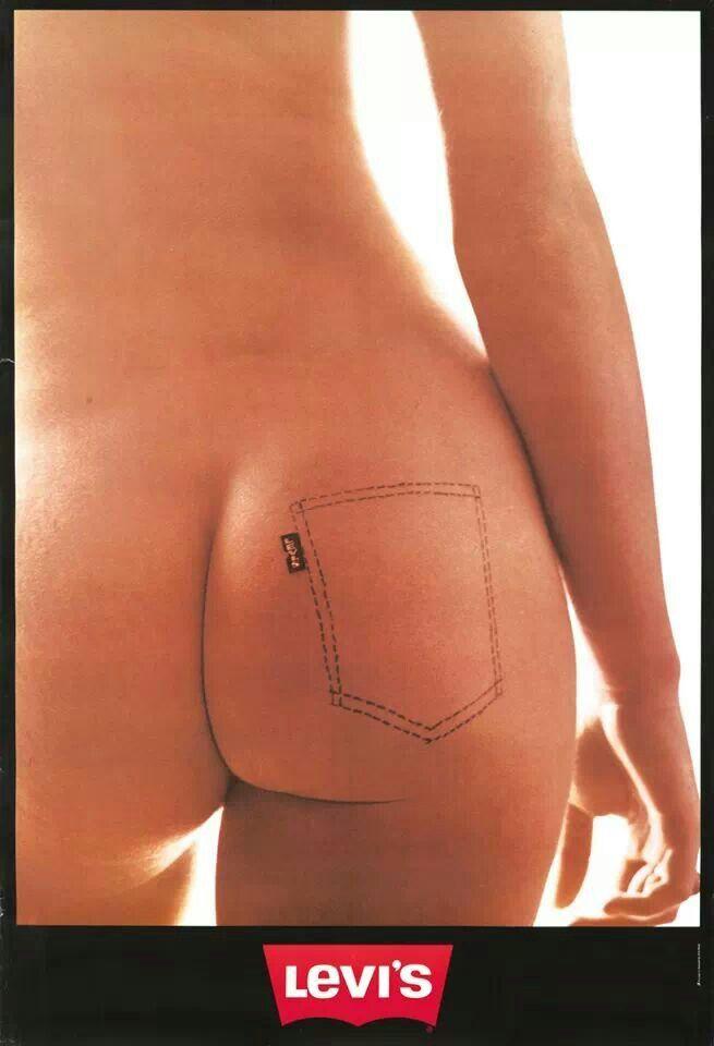 1969's levi's ad