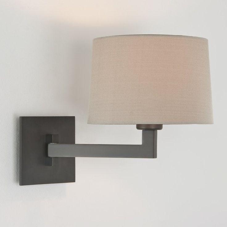 Astro Lighting Momo 7016 Bronze Swing Arm Bathroom Wall Light