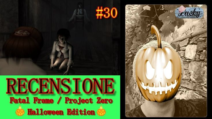 Recensione 30 - Fatal Frame / Project Zero (Halloween Edition)