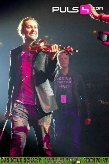 David Garrett live Konzert | 31.10.2014 | Olympiahalle Innsbruck