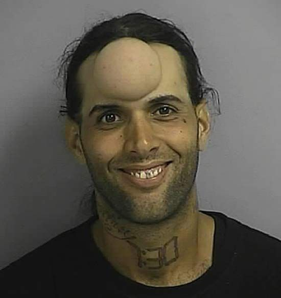 Thirty Most Memorable Mug Shots And Most Shocking: Smile! You're Busted! ~ 27 Crazy Funny Mugshots