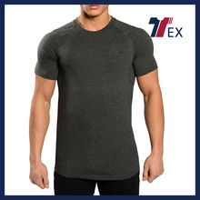 Wholesale short Sleeve Fitness wear  mens gym t shirt factory  best seller follow this link http://shopingayo.space