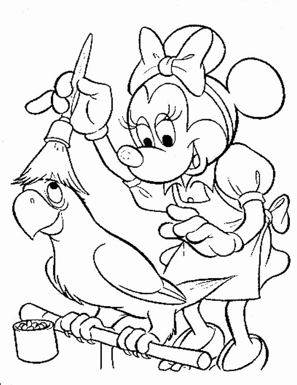 Disney Home Coloring Pages Awesome Playhouse Disney Coloring Pages Coloring Home Minnie Mouse Coloring Pages Disney Coloring Pages Mickey Mouse Coloring Pages