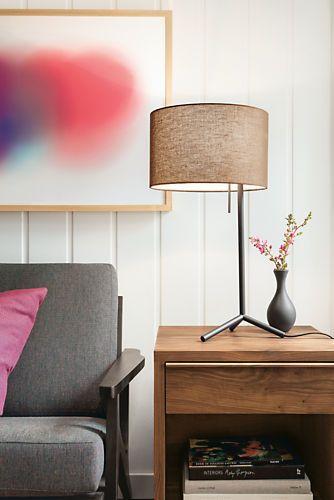 modern lighting solutions. Crane Table Lamp Modern Lighting Solutions O
