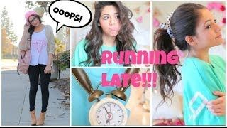 Quick Hair fixes, Makeup, and Outfit Ideas!