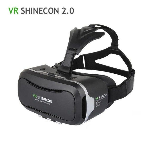 UV Filter Protect Eyesight Virtual Reality Glasses
