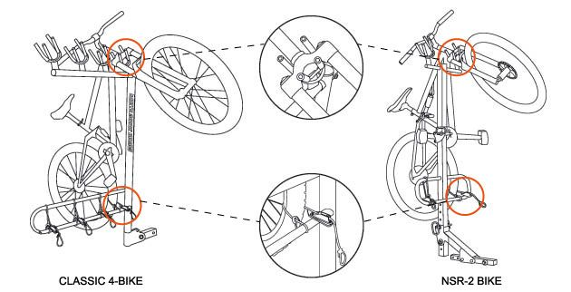 Anyone have a North Shore 4 bike rack- Mtbr.com