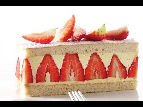 Recept 'Miserable met botercrème en rood fruit' | njam!