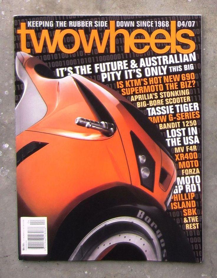 two wheels 04  2007