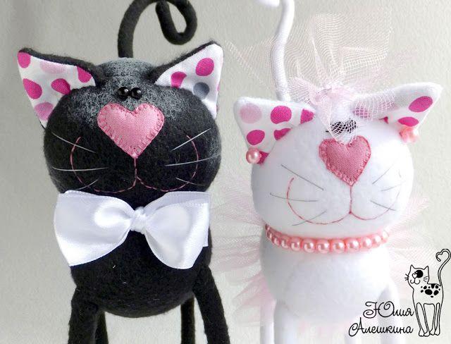 Свадебные котики - гороховые ушки