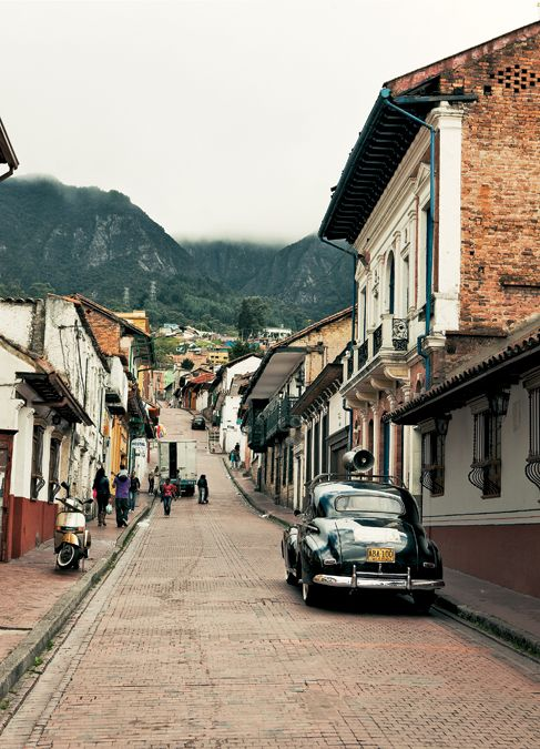 Why Colombia May Become The Next Great Adventure | Outside Magazine - January 14, 2013