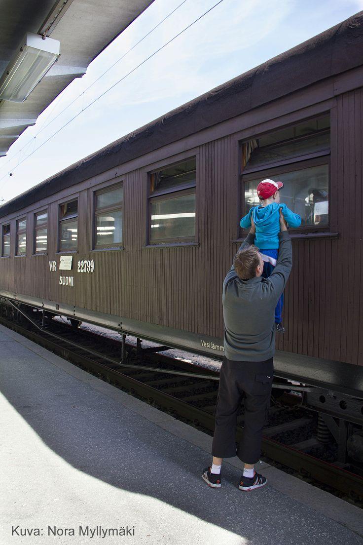 Asematapahtuma 2013. Kuva: Nora Myllymäki