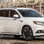 2017 Mitsubishi Outlander PHEV Price