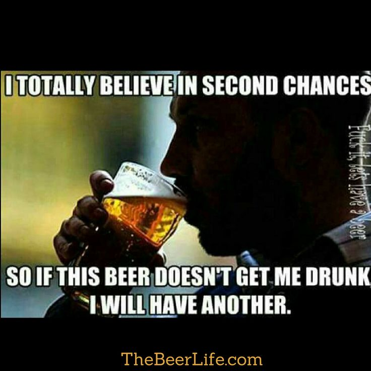 Beer is sweeter the second time around <3 #beermeme