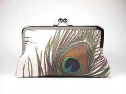 Statement Clutch - Muted Peacock by VIDA VIDA