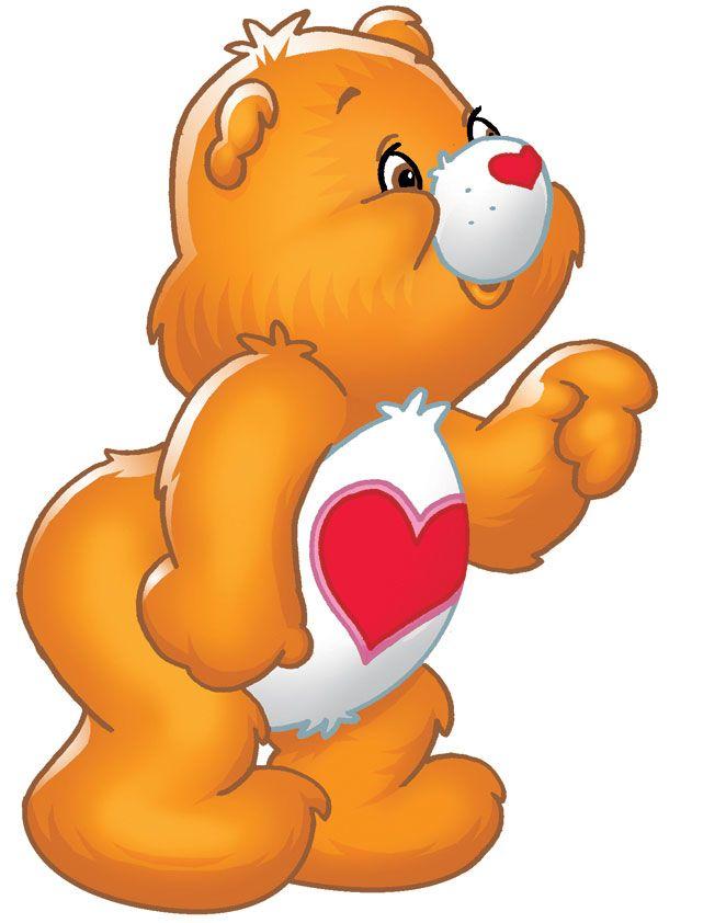 Tender heart bear