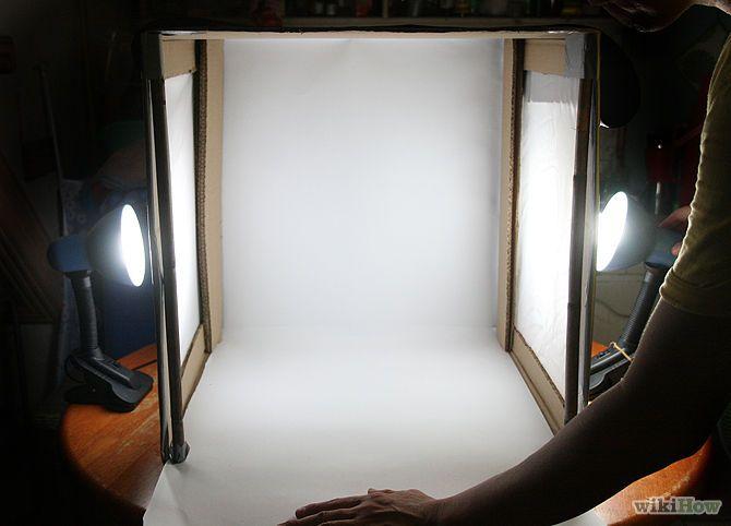 Como fazer uma lightning box