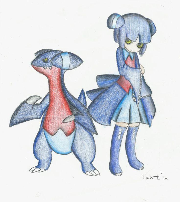 Gabite by Hikarol-chan on DeviantArt