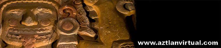 Aztlan Virtual  Noticias, reportajes sobre las culturas prehispánicas en América.