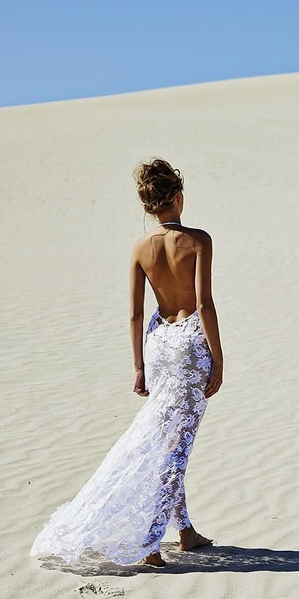 Beach Wedding Dresses Of Your Dream ❤ See more: http://www.weddingforward.com/beach-wedding-dresses/ #weddings