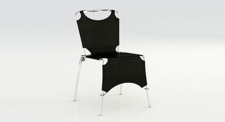 DOPIYES © Dr.HAKAN GÜRSU / DESIGNNOBIS Dopiyes is a lightweight chair with its easy stacking feature.