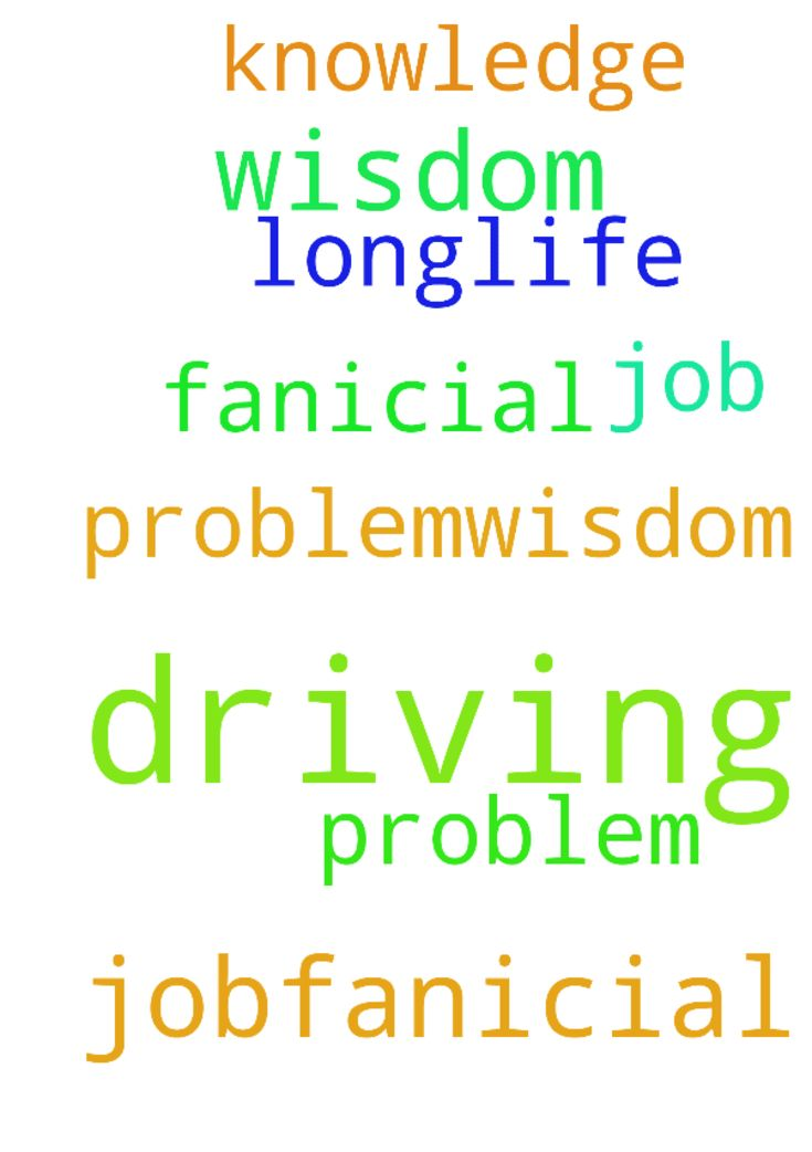 Driving job,fanicial problem,wisdom and - Driving job,fanicial problem,wisdom and knowledge and longlife Posted at: https://prayerrequest.com/t/Kan #pray #prayer #request #prayerrequest