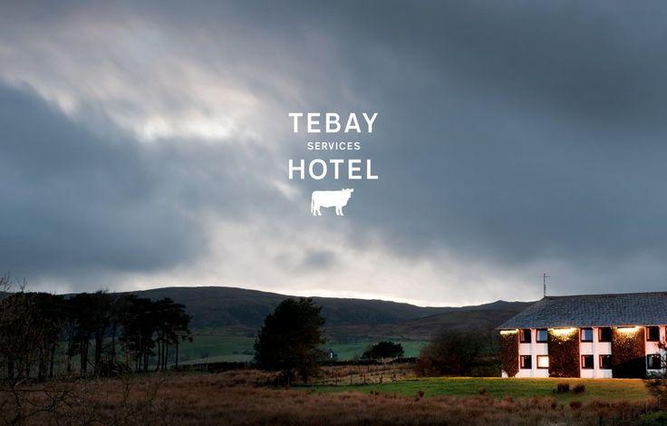 tebay motorway services hotel cumbria