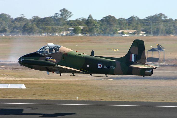 BAC 167 Strikemaster EX-RNZAF