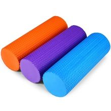 3.93 Inches Yoga Foam Roller High Density EVA Yoga Pilates Foam Roller Physio Blocks Exercise Massage Fitness Cure Trigger Point //Price: $US $5.98 & FREE Shipping //