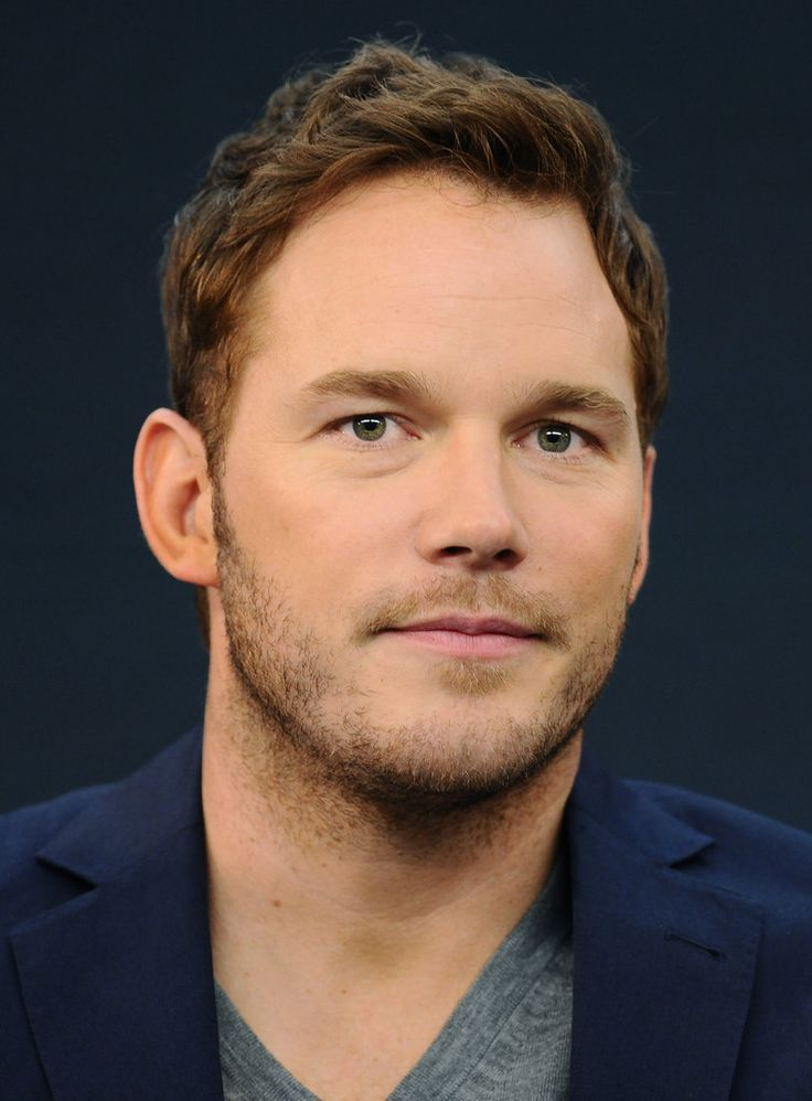 Chris Pratt : so cocky and cheeky in Guardians of the Galaxy! Just how I like em.
