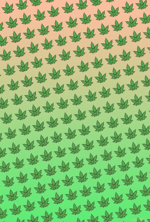 Group Of Girly Weed Tumblr Iphone Wallpaper