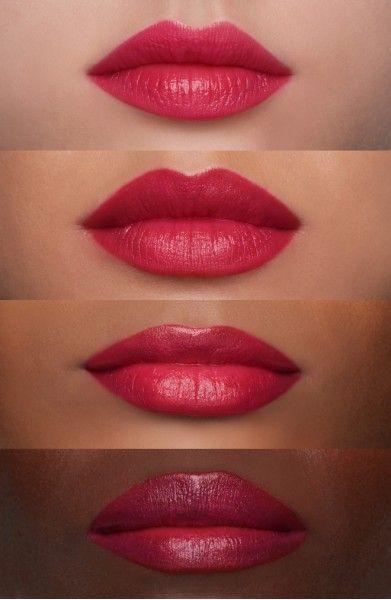 MAC Red Lipstick: Brave Red (C)
