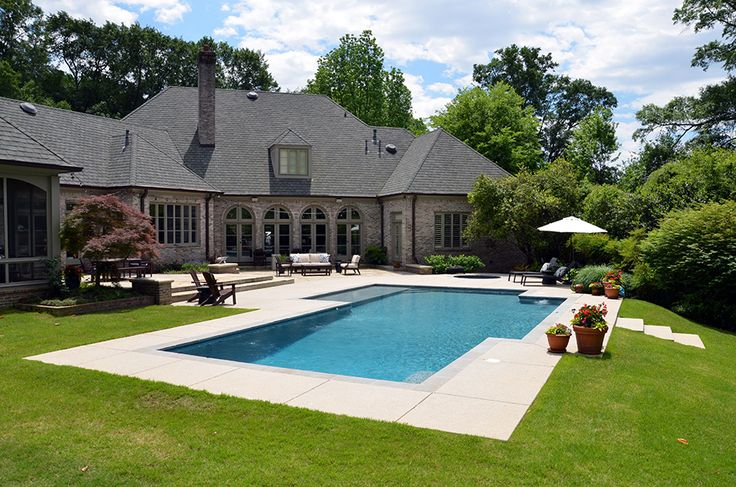 18 best images about pools by type on pinterest gardens - Swimming pool companies in memphis tn ...