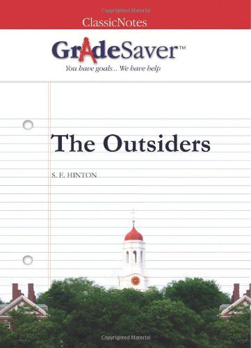 an analysis of characters in the outsiders by se hinton The outsiders, an enthralling tale by se hinton, is an excellent story about the hardships and triumphs experienced by the greasers and the socs, two rival gangs this novel suggests the stories¹ content because the greasers are a gang of social outcasts and misfits this novel¹s theme .