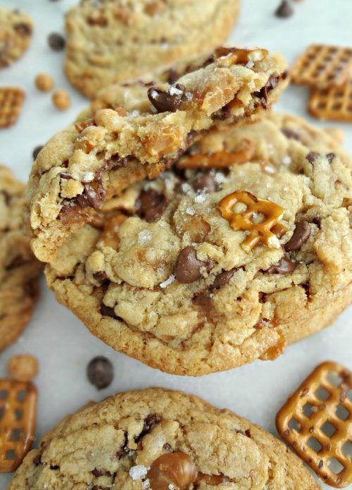 Starbucks Kitchen Sink Cookies Recipe